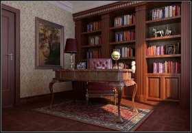 新古典书房装修效果展示