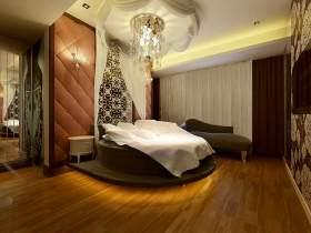 现代卧室装潢设计