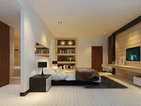 2015年简约卧室装修效果图