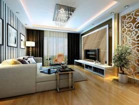 2015年现代客厅装修设计