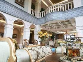 大方欧式别墅客厅设计