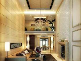 简欧风格客厅装修实例