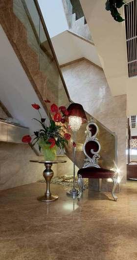 绚丽新古典主义风格楼梯装潢