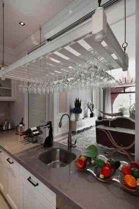 新古典主义前卫设计厨房欣赏