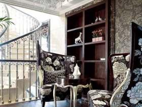 奢华欧式客厅局部设计欣赏