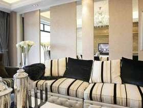新古典主义精美客厅设计
