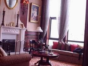 欧式客厅装修案例欣赏