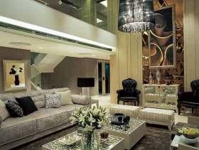 2015雅致新古典主义风格客厅图片