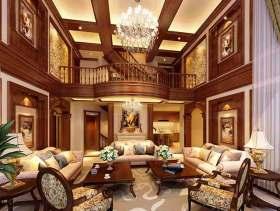 2015美式客厅经典设计
