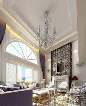 新古典主义浪漫风格吊顶设计