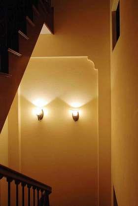 简约中式楼梯局部设计图片