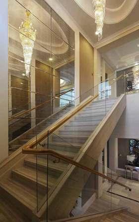 精致简欧风格楼梯设计图片