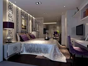 美式浪漫卧室装潢