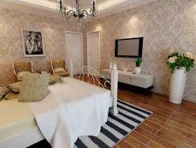 新古典温馨卧室欣赏