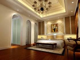 浪漫简欧风格卧室设计