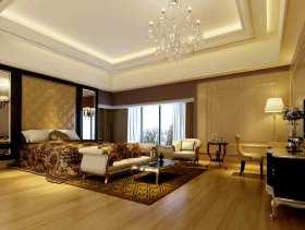 欧式高端华丽卧室装修图片