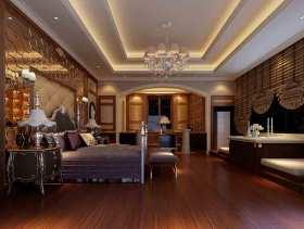 欧式大气卧室装修欣赏