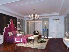 新古典风格个性设计卧室装潢案例