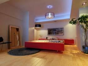 新古典风格半开放式卧室前卫装修