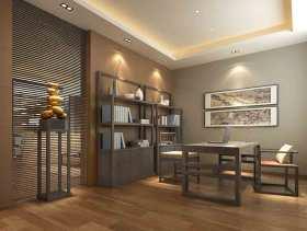 中式古典个性书房装修图片精选