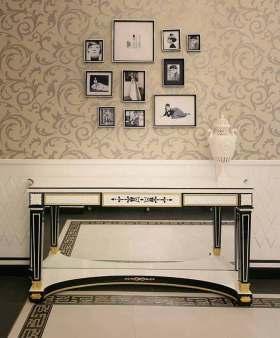 新古典元素背景墙装饰设计