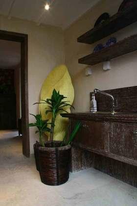 东南亚风俗特色厨房局部效果图