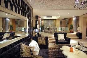 新古典主义前卫元素客厅装潢