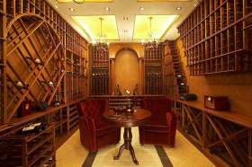 2016欧式酒柜高端设计