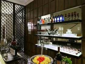 大气新古典酒柜别致装修图片