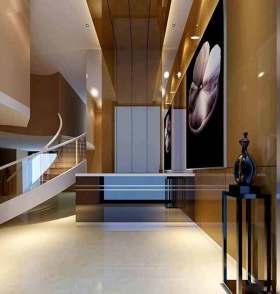 优雅气质简约新中式背景墙面装潢
