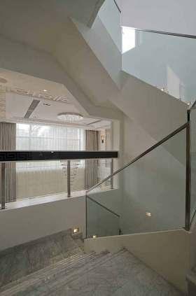 中式时尚元素楼梯创意设计