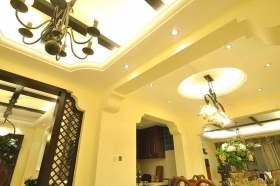 新古典风格吊顶规划设计