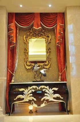 欧式橱柜装修布置