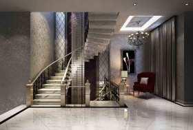 新古典蜿蜒曲折楼梯欣赏