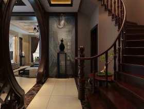 新中式楼梯装潢设计