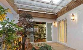 2015现代花园装修案例欣赏
