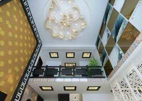 2015中式风格吊顶装潢设计