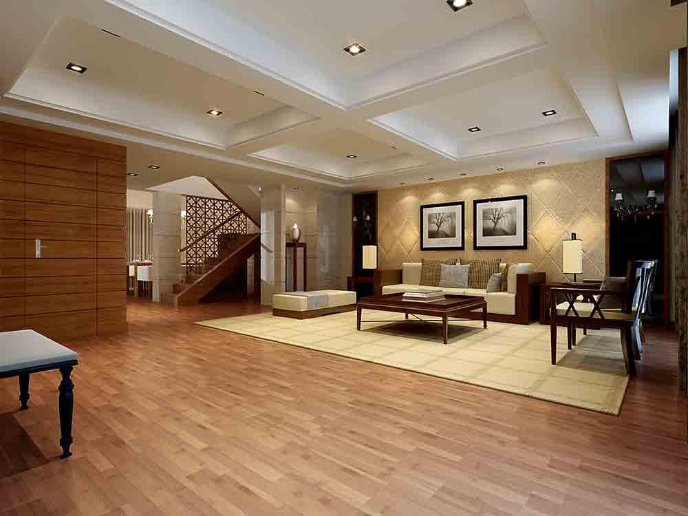 新古典主义客厅装修设计效果图