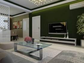 2016现代简洁客厅设计图