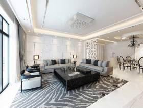 2015现代客厅装修案例欣赏