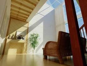 现代自然客厅装修设计