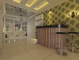 现代餐厅装修设计图展示