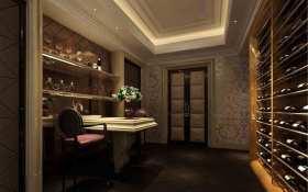 新古典奢华摩登餐厅精致装修图片