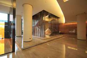 现代个性大气设计楼梯装饰