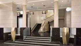 2015现代时尚别墅楼梯大气装潢