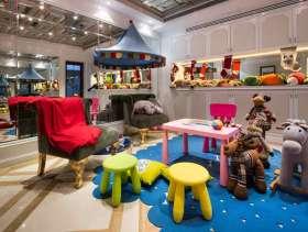 欧式儿童房精巧设计案例