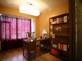 中式经典书房家居装饰布置