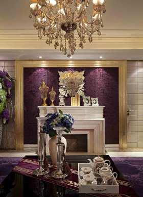 新古典主义奢华精致背景墙装饰设计
