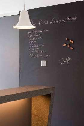 现代风格实用美观背景墙创意设计