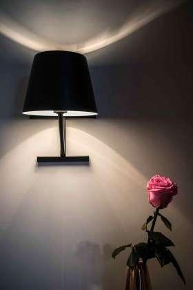现代简易台灯装潢